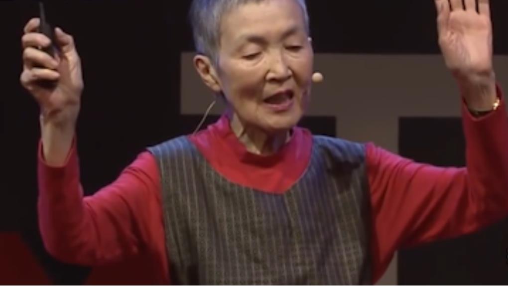80歲日本阿嬤自寫APP 連庫克都稱讚