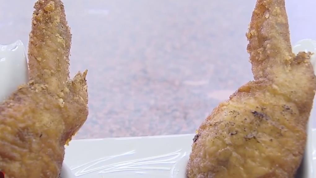 客家創意料理「翅」裡藏寶 日賣500份