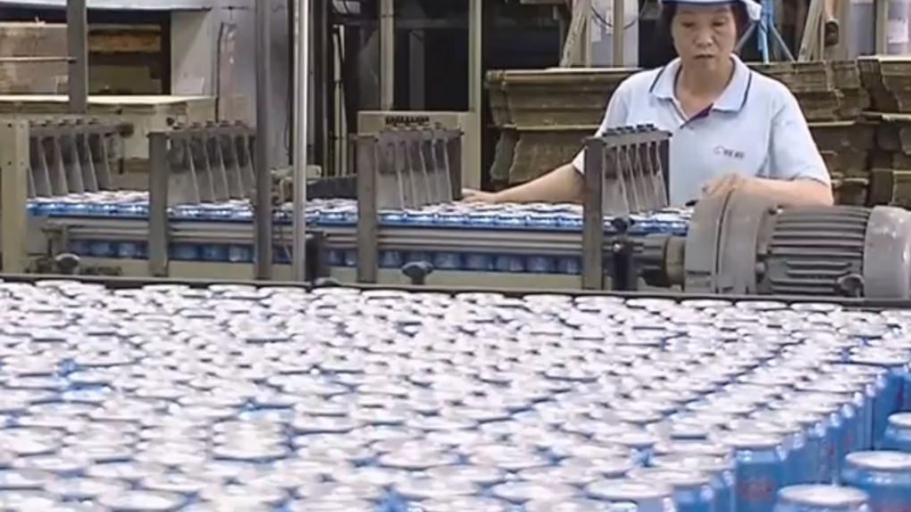 日產上萬罐!直擊全台前三大機能茶飲廠