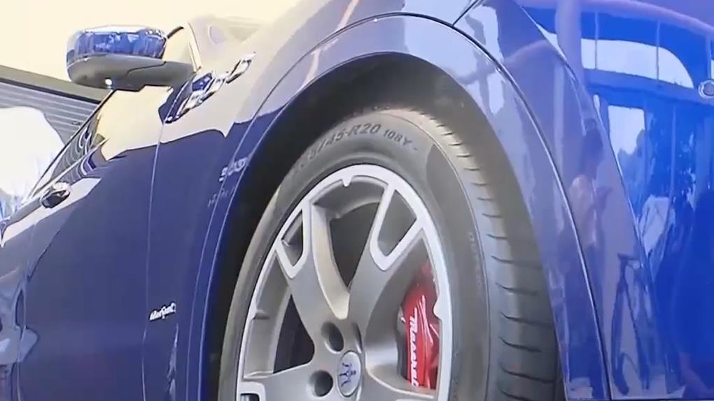 瑪莎拉蒂搶SUV市場 推跑車級休旅尬保時捷
