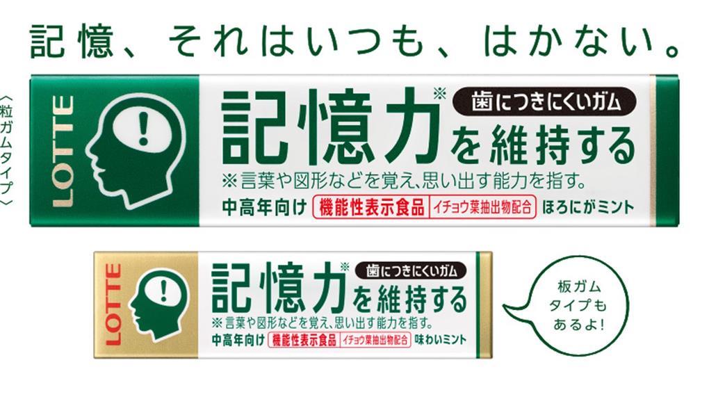 是藥不是糖!日爆紅「記憶力口香糖」代購翻倍 台灣下令禁賣