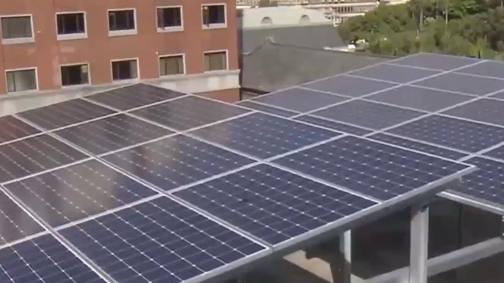 屋頂種綠電補助4成 違建也可申請!?