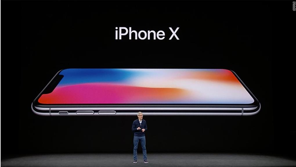 iPhoneX跑分出爐!效能跑輸iPhone8 預購速度卻快四倍!