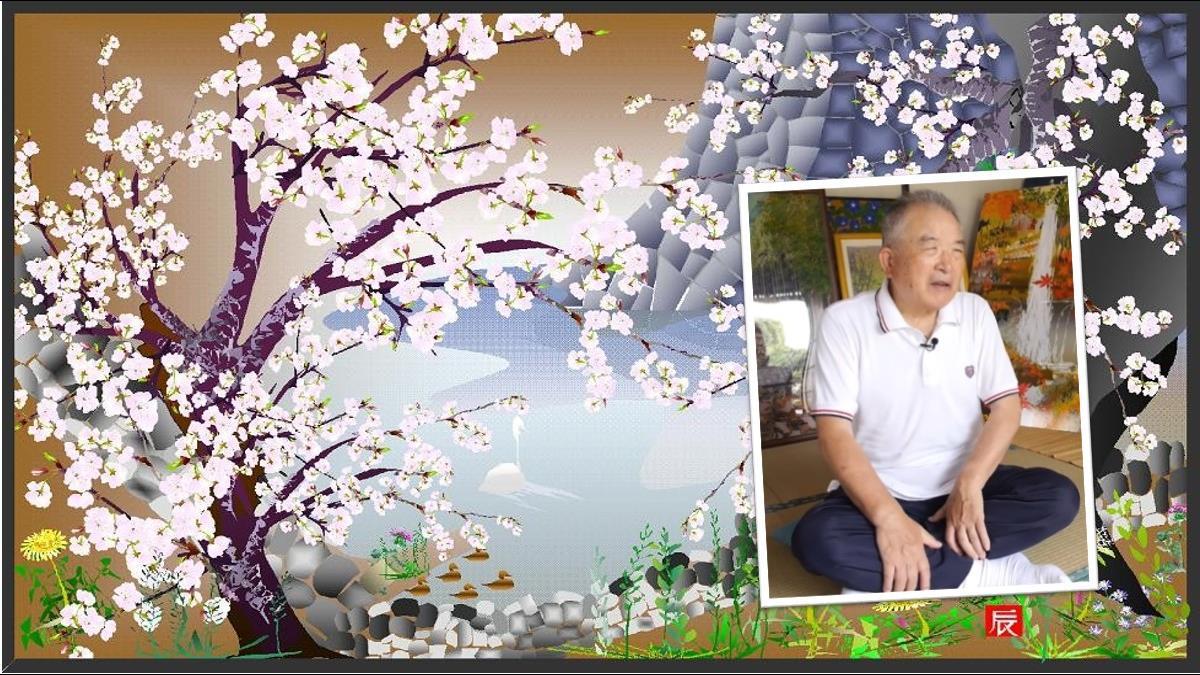 Excel只能做表格?日本77歲老伯用Excel作畫 樂勝繪圖軟體