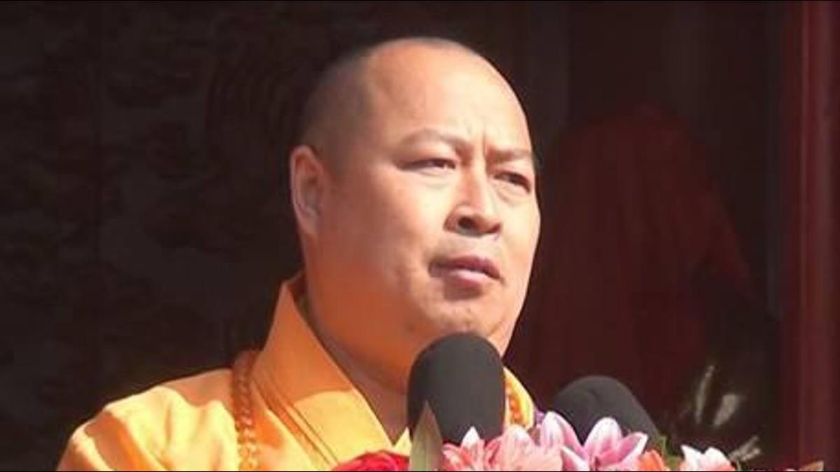 陸高僧讚十九大報告是當代佛經 已手抄3遍「每次體悟都不同」
