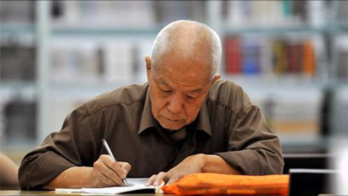 70歲當學霸!繼中醫師、管理碩士後 77歲陳炳松奪電機博士班榜首