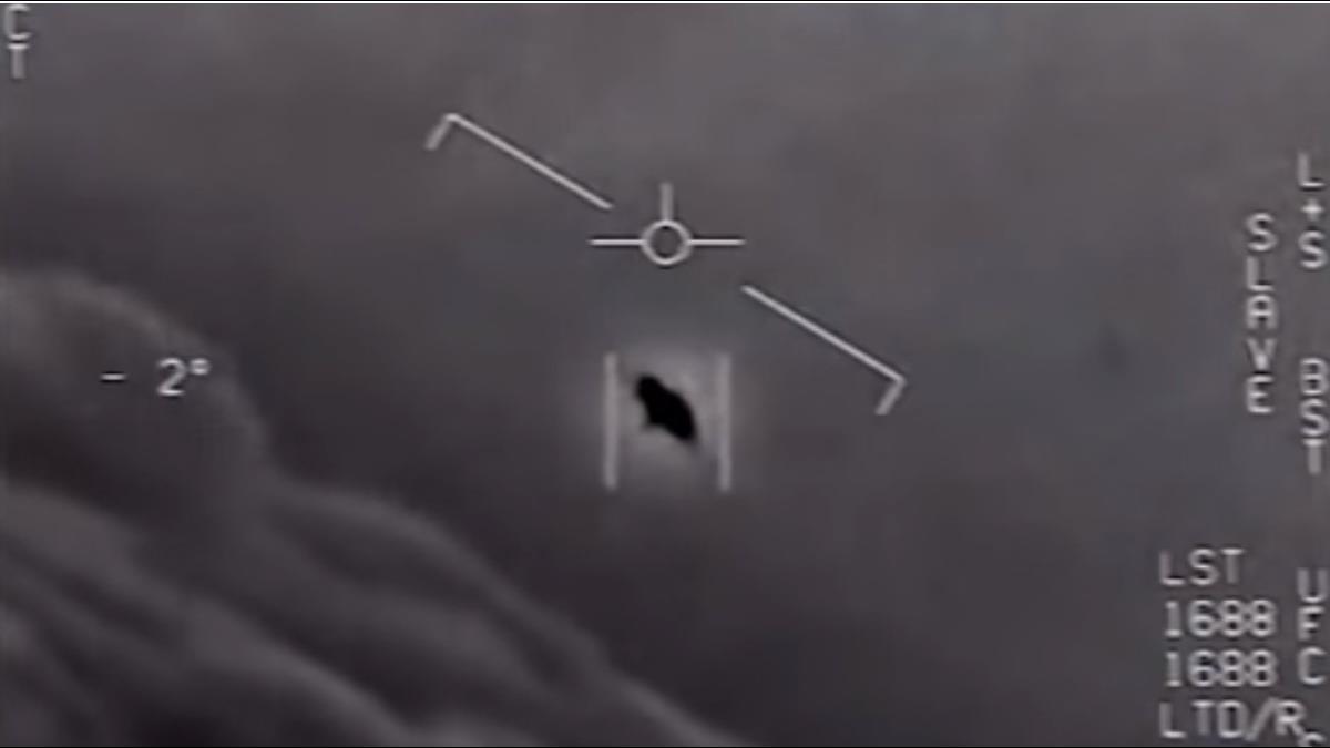 真有UFO!美海軍飛行員目擊:加速之快前所未見
