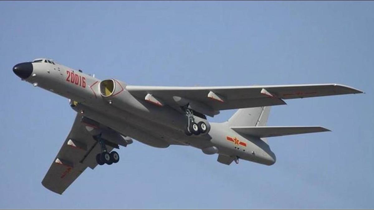 共機又繞台!這次軍機不只轟6K  「不再發通知」國防部習慣了?