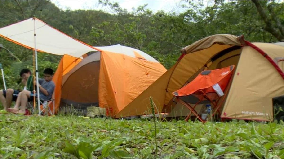 「露營聖地」挖山來的?林務局追違法露營區 35處在國有林地上