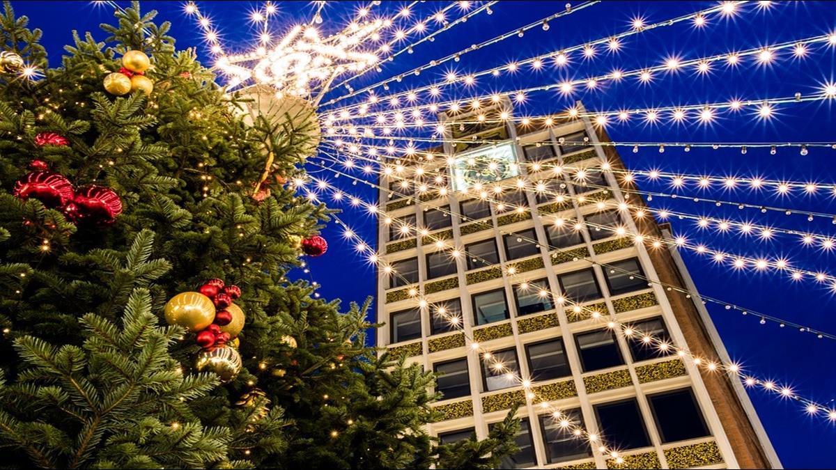 聖誕節來了 6成聖誕樹是中國製造 義烏有個聖誕村