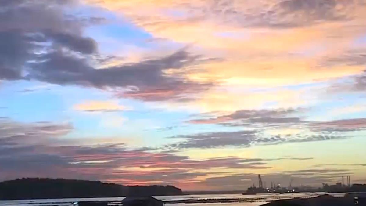 馬國柔佛州 台商最愛私房夕陽美景