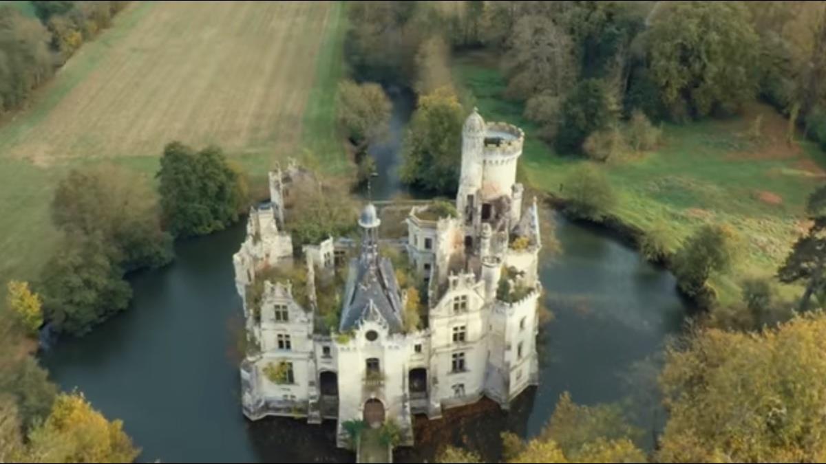 創紀錄!只要花2千元 你也能成為法國夢幻古堡堡主