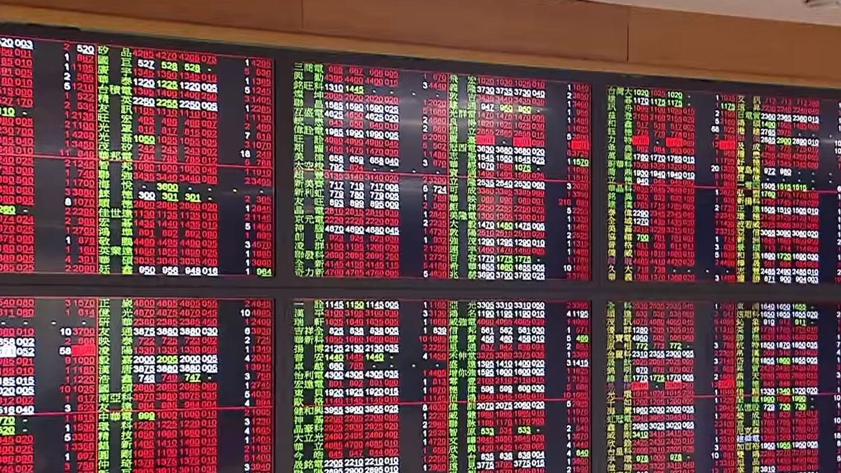 股匯雙漲!台股漲80點 收復半年線
