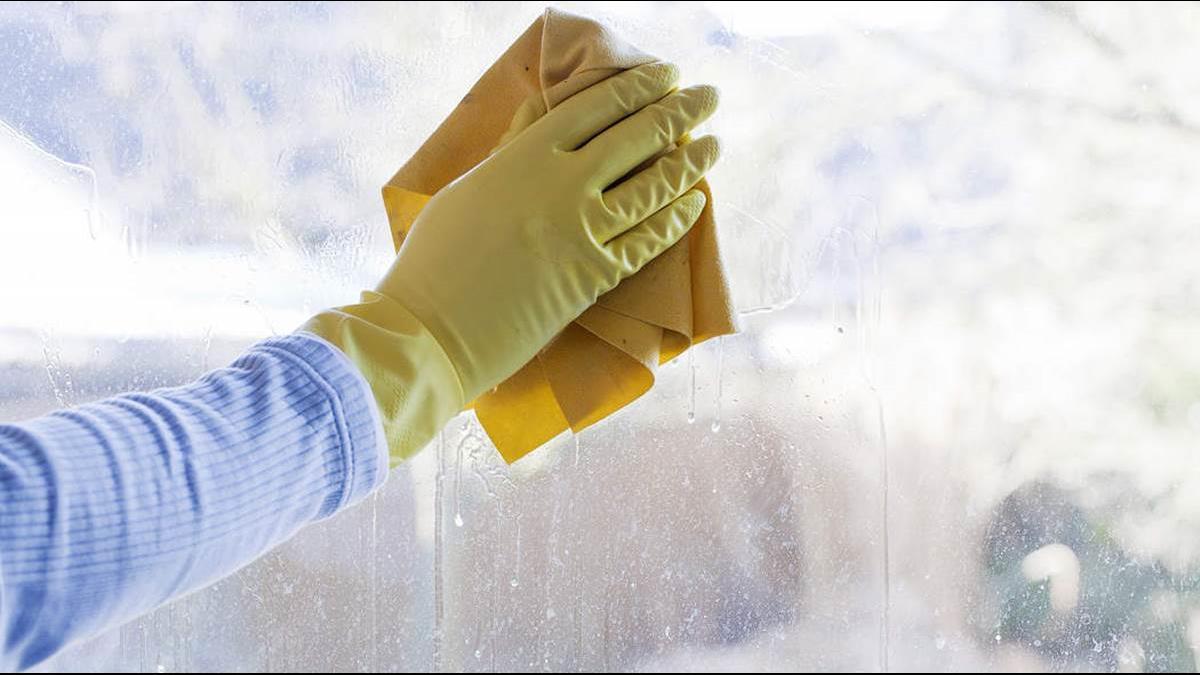 懶人清潔法 清潔窗戶玻璃環保又省力