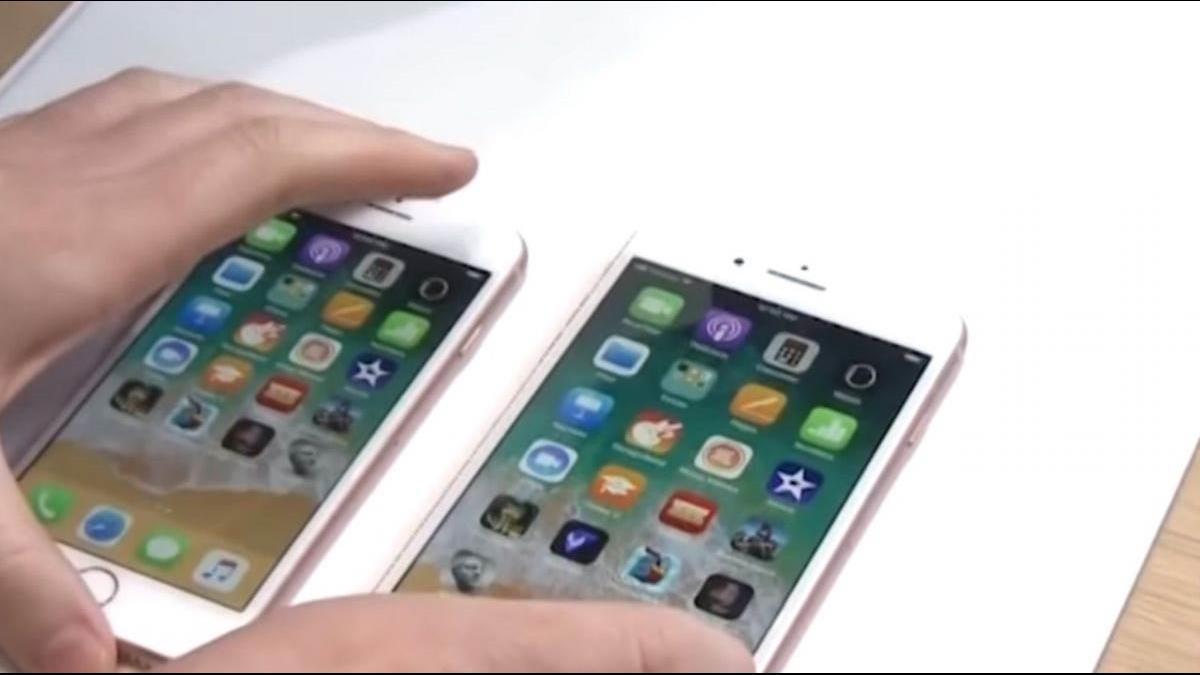 果粉崩潰!iPhone升級iOS 11.2.2  反害手機降速5成