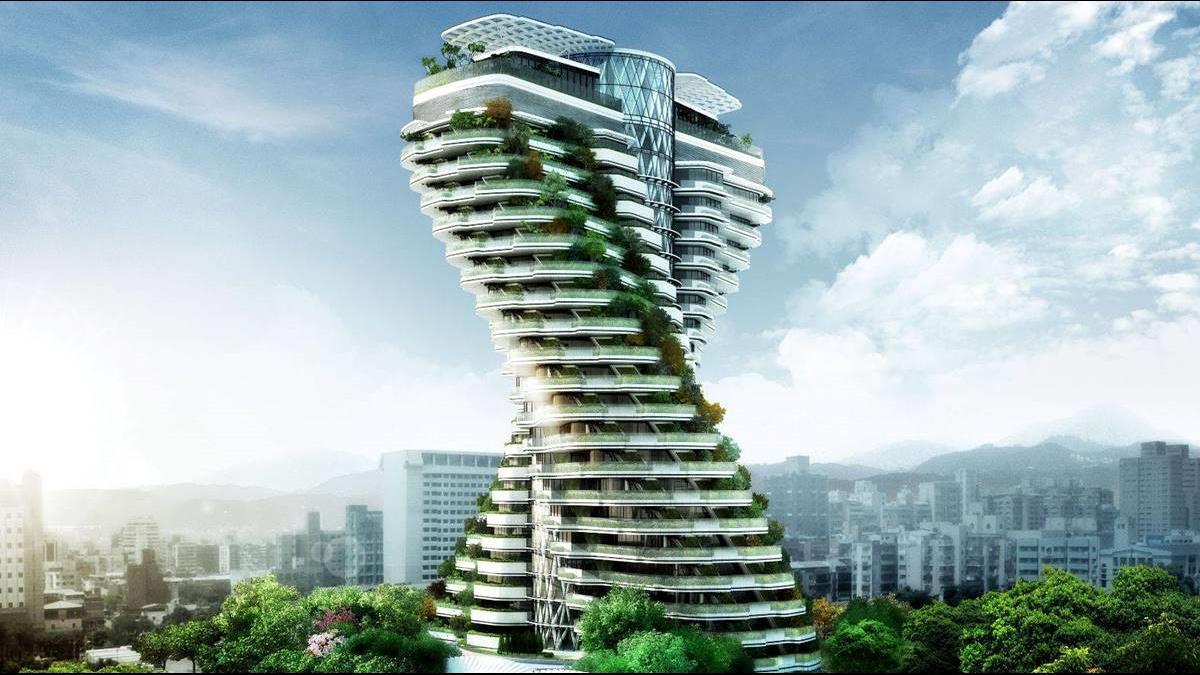 最狂豪宅「陶朱隱園」砸上億打造實品屋 車能直接開上樓