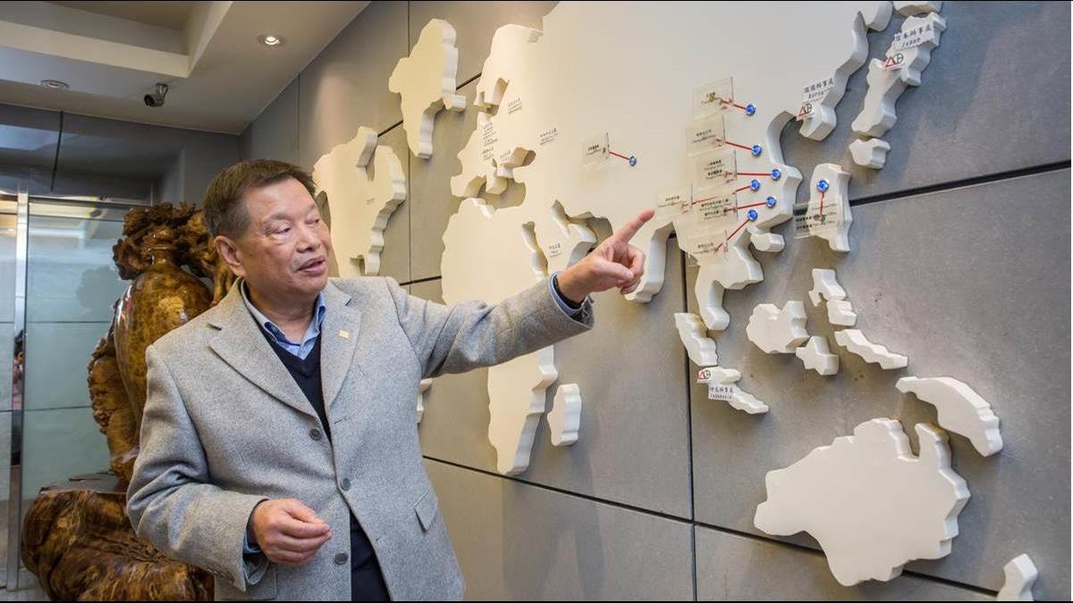 神祕台灣之光!鎢鋼大王年營收500億 iPhone、法拉利不能沒有他
