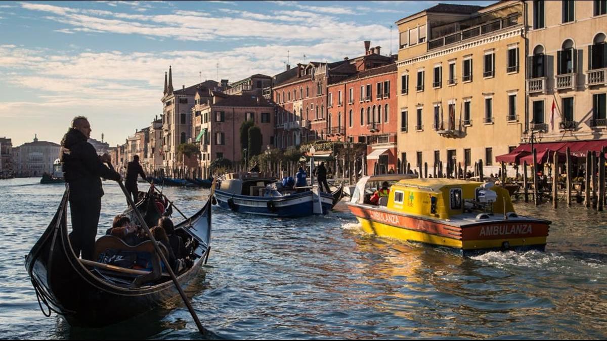 威尼斯也變墾丁?一頓飯要4萬台幣 學生投訴被「敲盤仔」