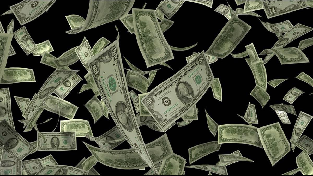 美貿易砲口一致對外!財長稱弱勢美元棒棒 美元指數摜破90
