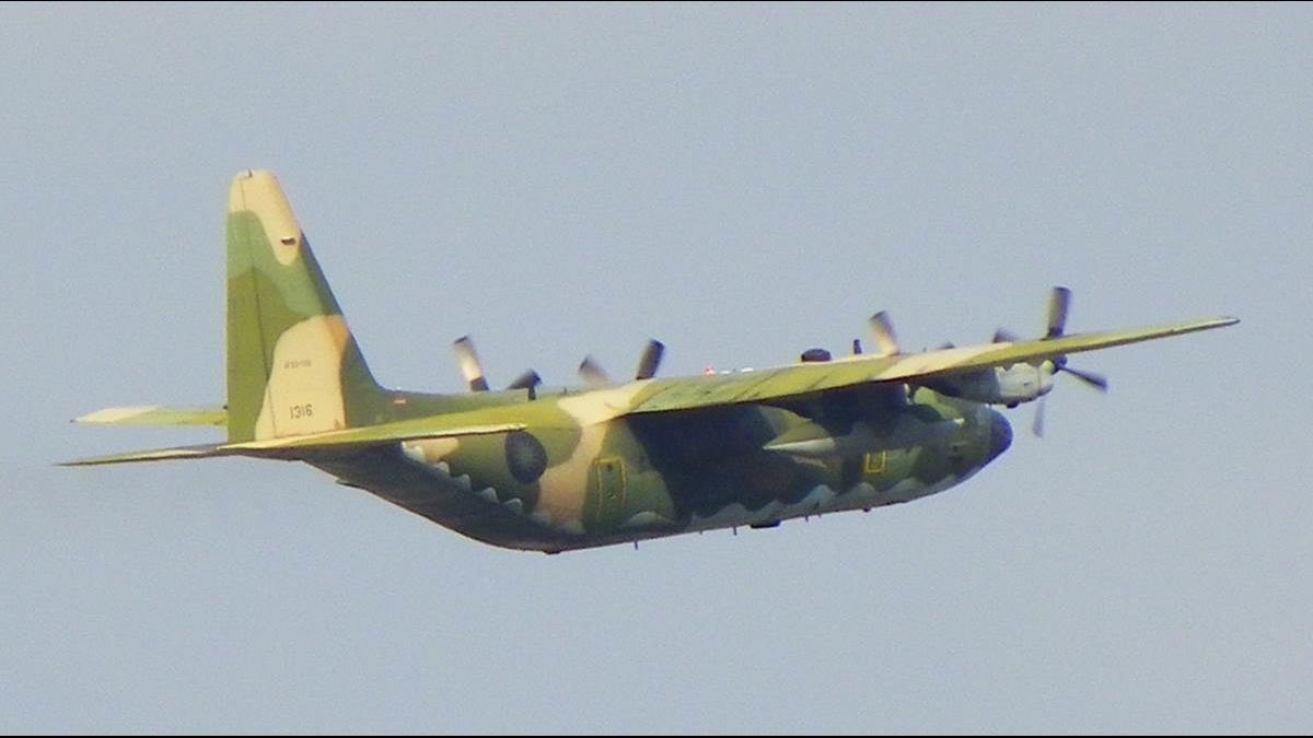 5萬台商小三通返台?國軍派C-130老母雞待命