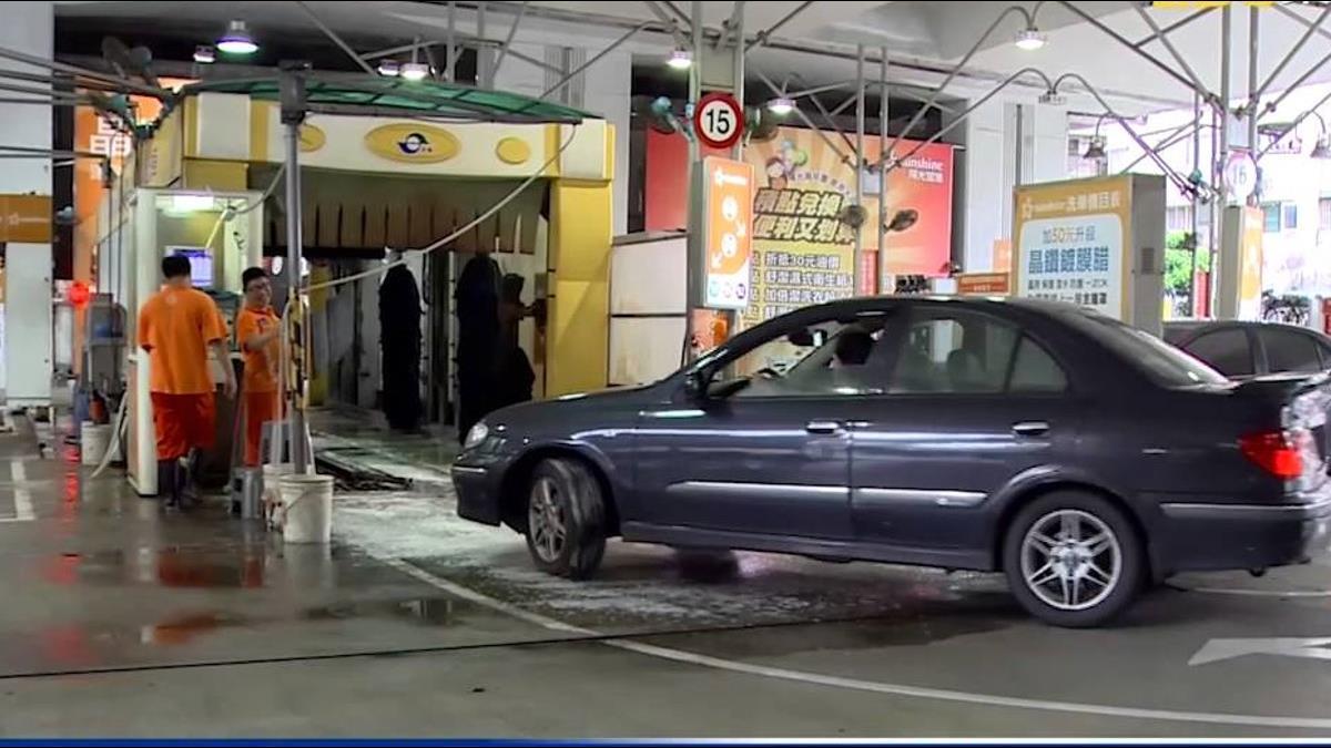 加油站搶過年財!春節洗車下月將調漲最高50% 只有這家不漲