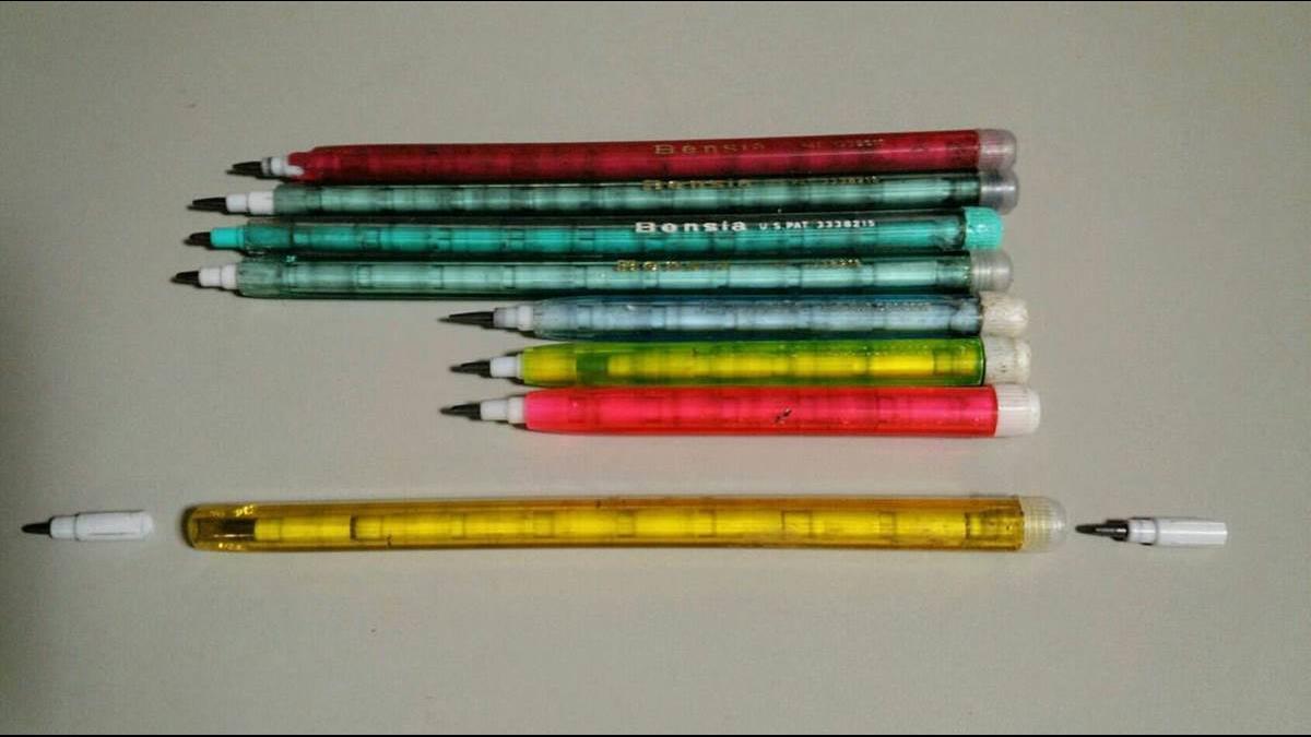 風靡60年代「火箭免削鉛筆」發明人起底 竟是台灣屏東農夫