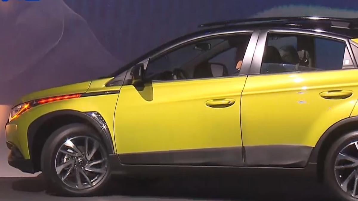 元月狂賣近4.8萬輛 車市銷量年增5.5%