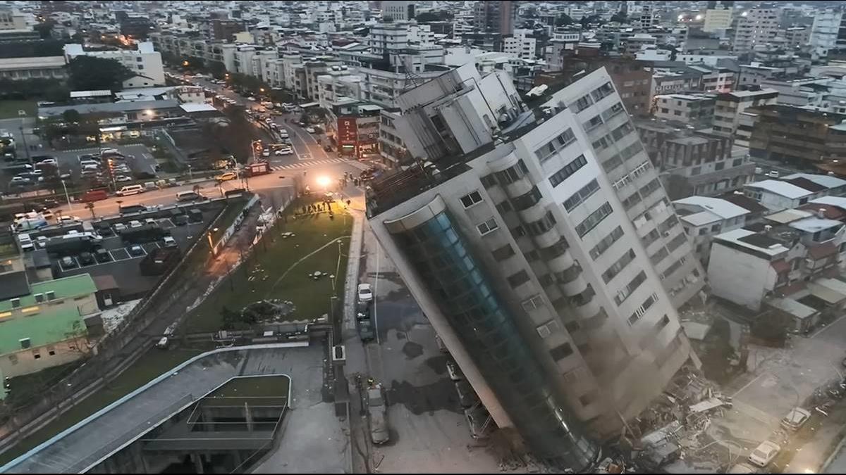 花蓮強震4大樓塌釀2死 3招找出耐震中古屋