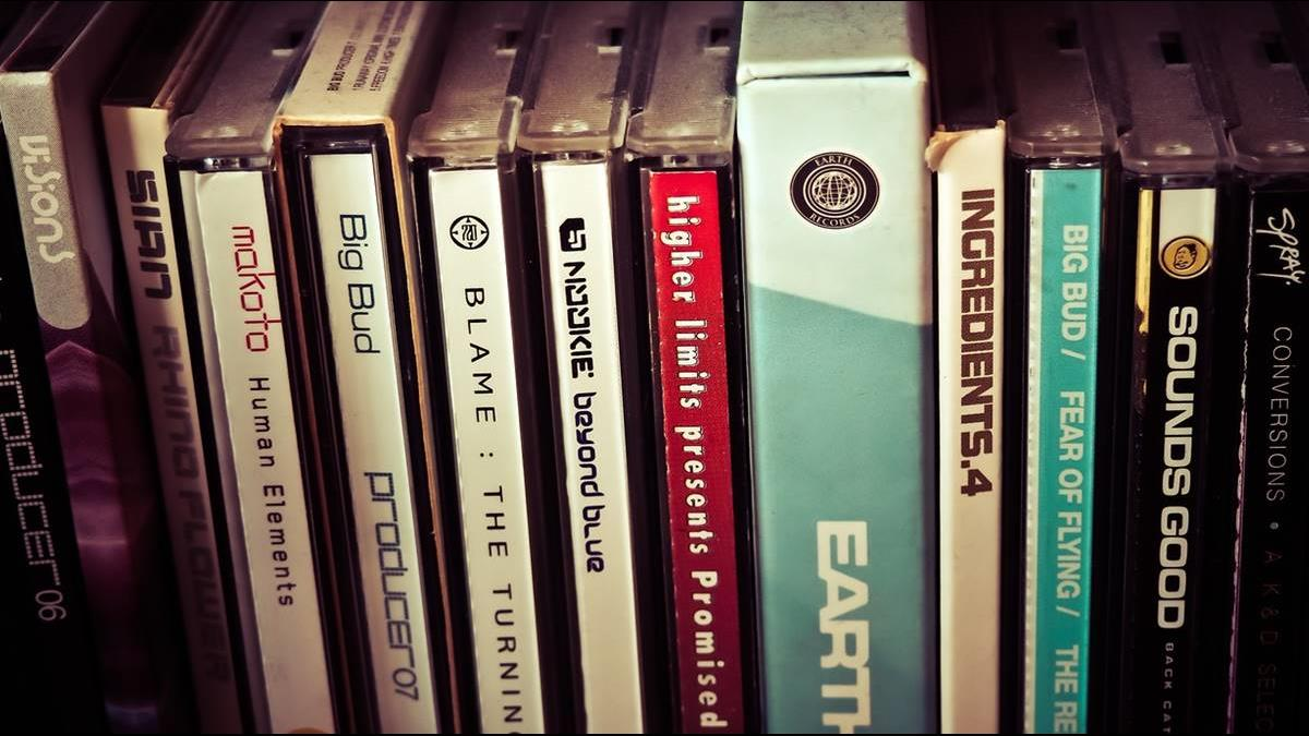 CD時代畫下句點!美零售通路宣布今夏停售CD唱片