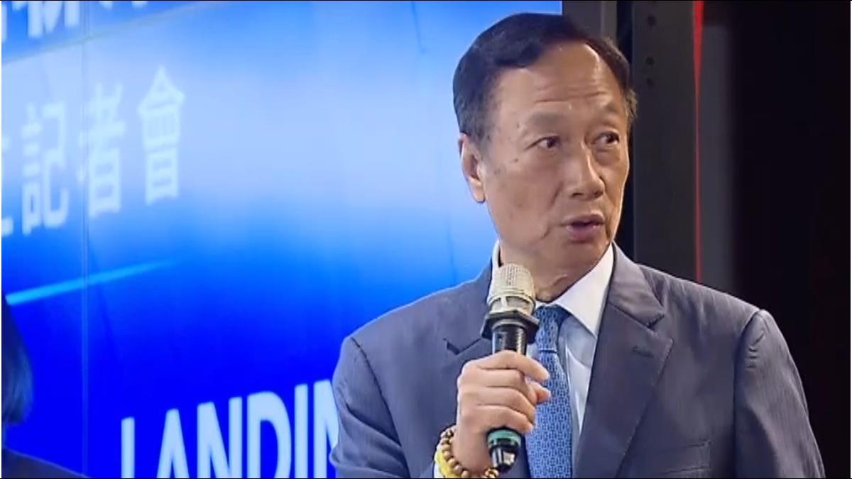 郭台銘董事長豪捐6千萬 與鴻海集團共捐1.2億助花蓮