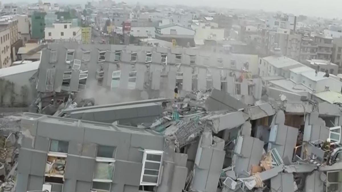 遇強震就軟腳!危老建築全台75萬棟