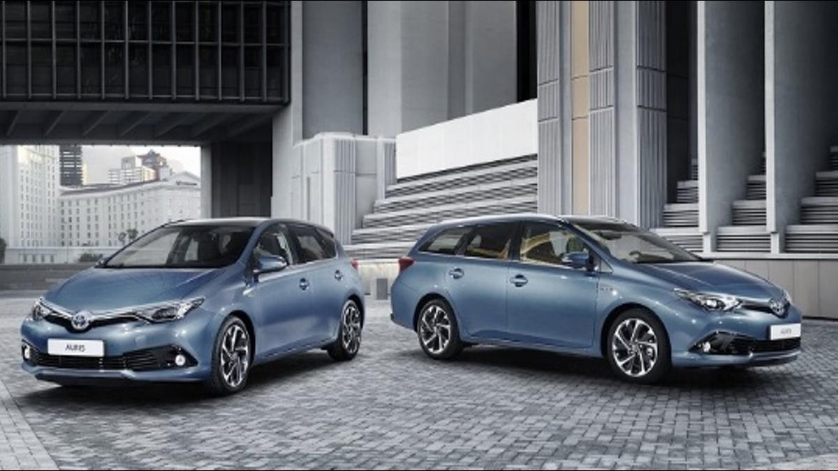 「神車五門版」將登台!Toyota Auris下半年引進