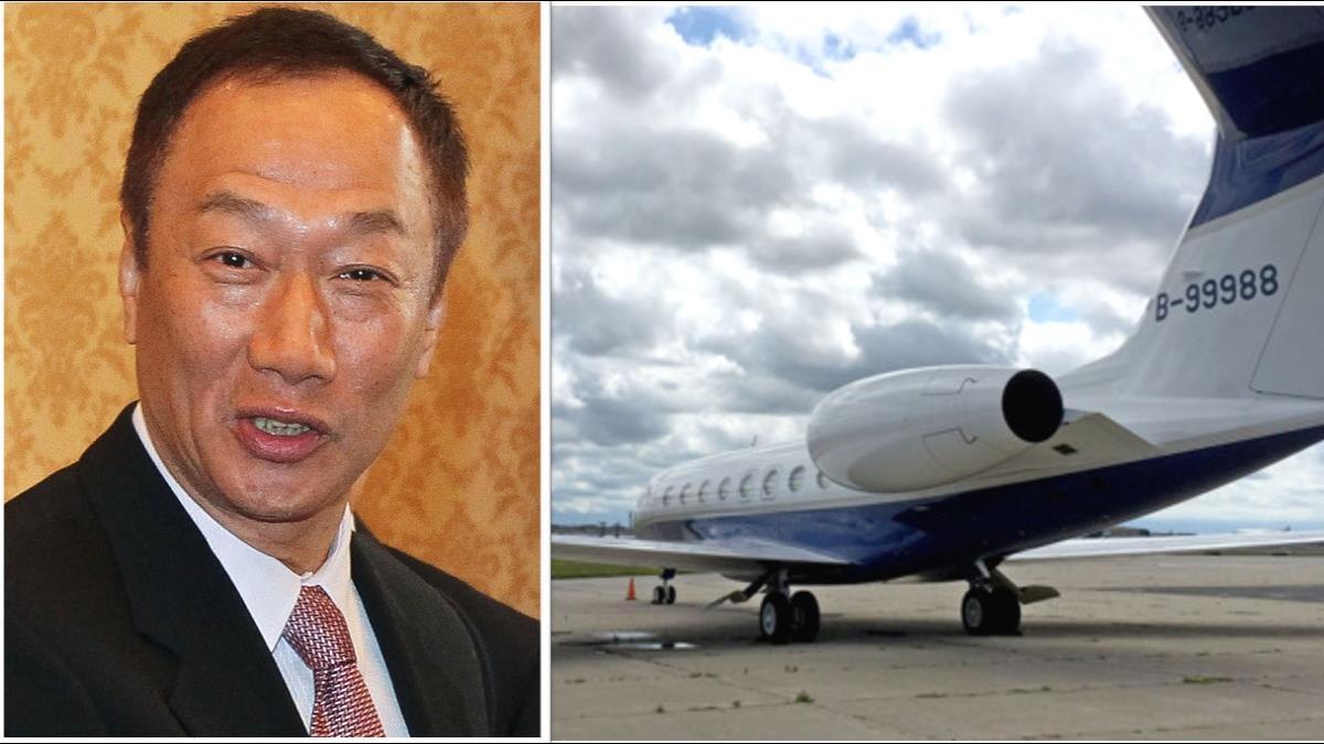 郭董致勝密碼「689」!投資計畫、私人飛機都有它
