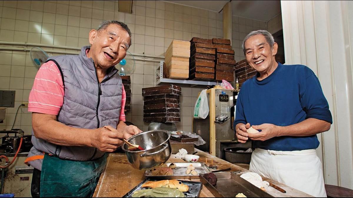 親兄弟共事80年不分家產 做出連李登輝都讚的日式和菓子