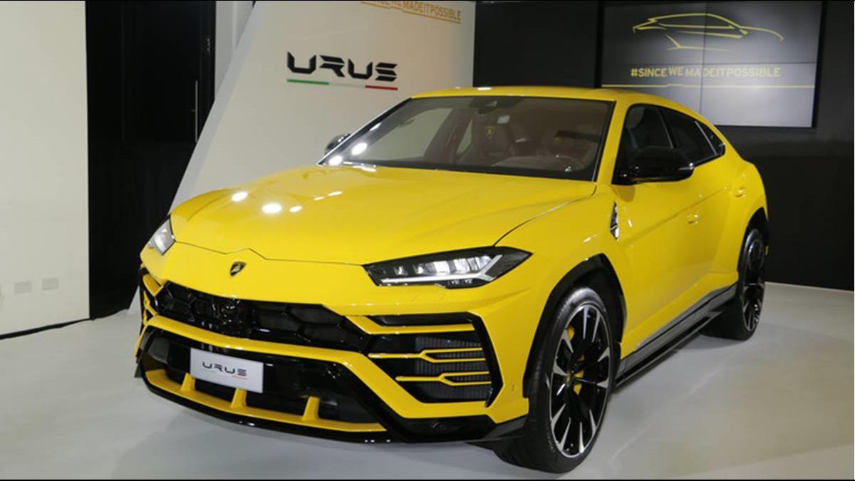 世界最強Super SUV抵台!藍寶堅尼為Urus辦「私密賞車會」喊價千萬