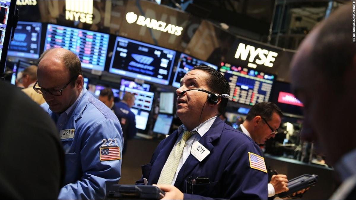 貿易戰擔憂有減緩跡象 美股道瓊大幅收高336點