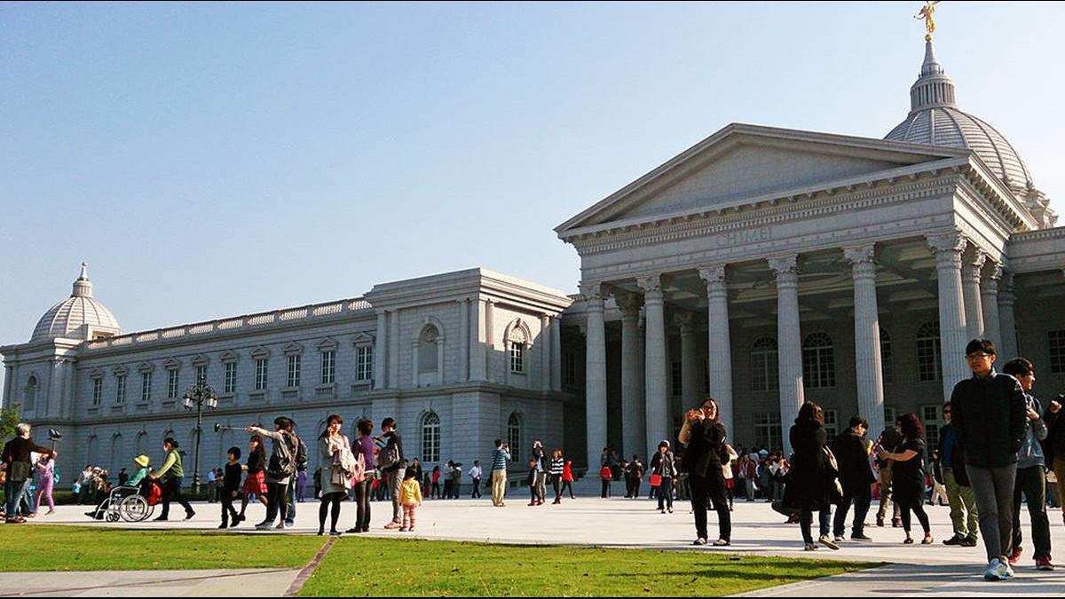 曾是打卡冠軍點...奇美博物館驟減40萬人次 館方點出原因