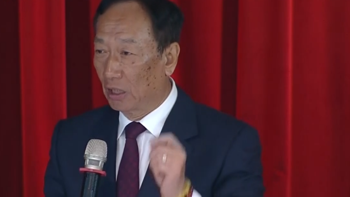 鴻海FII火速登A股 台灣資本市場警報響起?