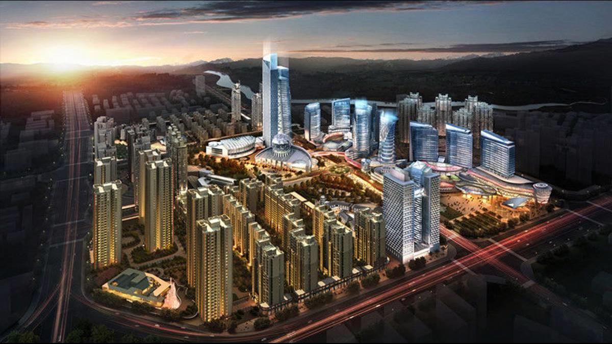 重慶地產「台北城」爆糾紛投資人賠百萬 林志玲代言無辜受牽連