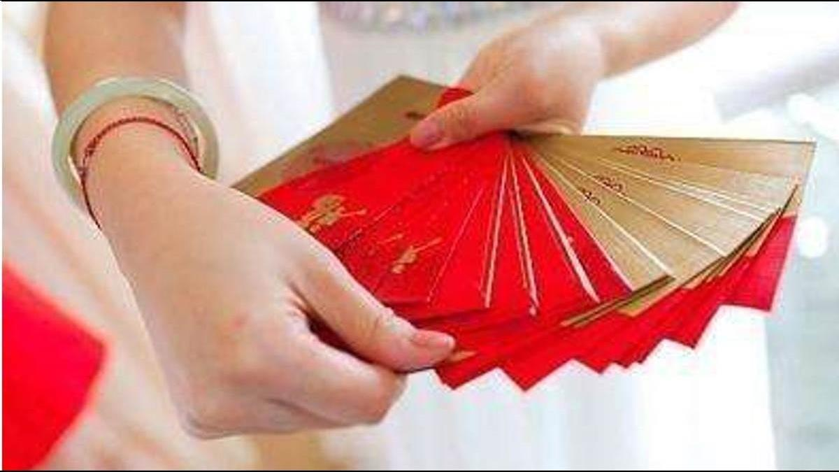 國稅局認證!親友結婚紅包太大包 要繳贈與稅