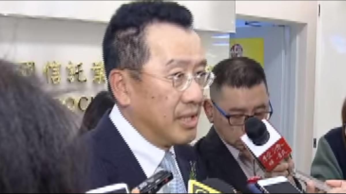 銀行業小心 顧立雄:罰鍰上限擬改5千萬