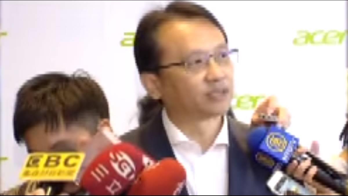 宏碁供應商大會 陳俊聖:今年搶下美國電競冠軍