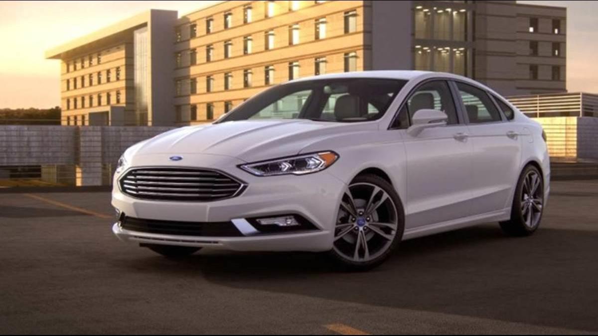 方向盤會鬆脫 福特召回140萬輛汽車