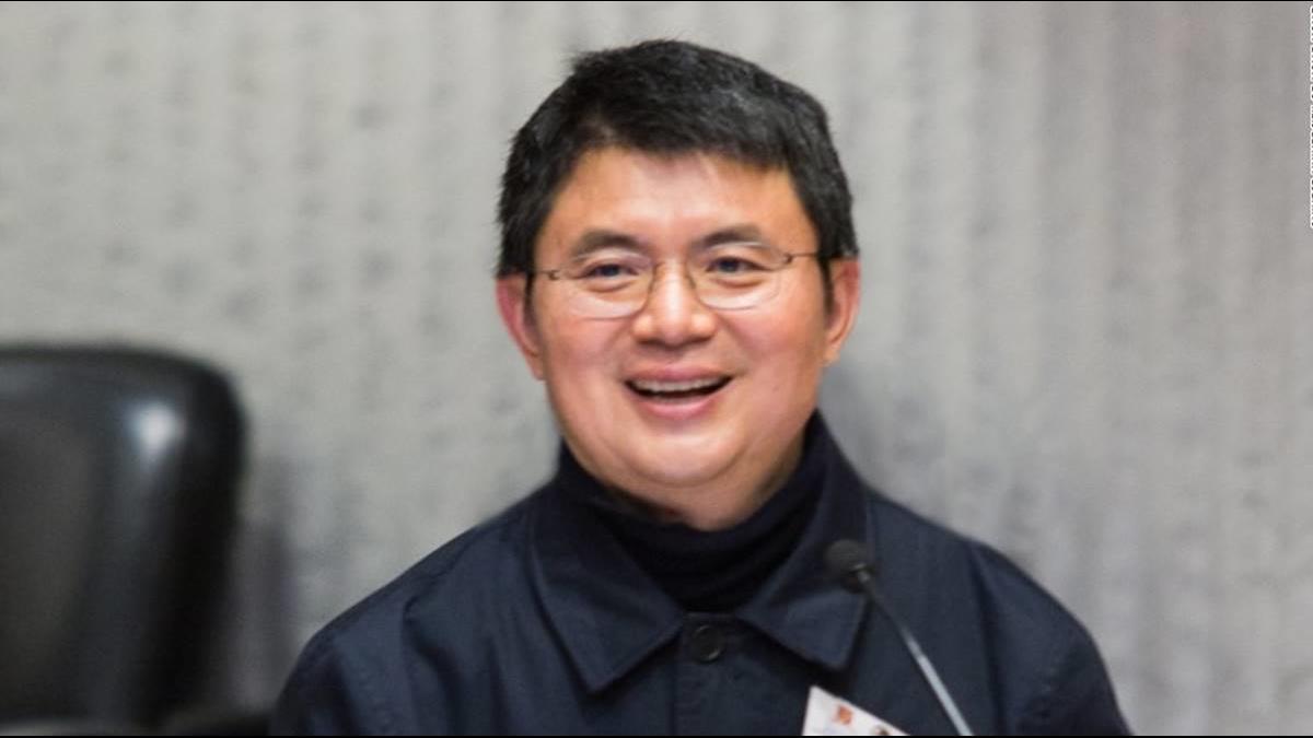 企業「不夠透明」?陸金融富商肖建華傳遭軟禁 被迫賣7千億資產