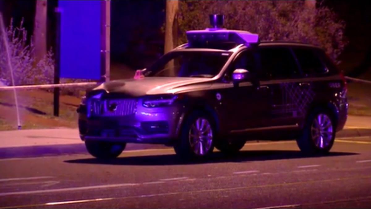 全球首宗!Uber自駕車撞死行人擬暫停測試 恐拖累晶片產業