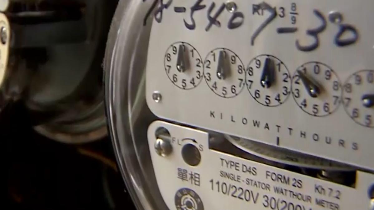 電價漲惹怨 沈榮津:不漲民眾會浪費電