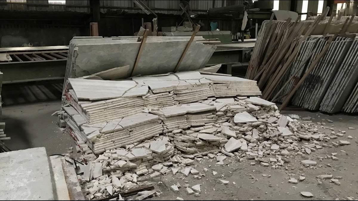 無意跟災民搶資源  石材業被汙名化好心痛