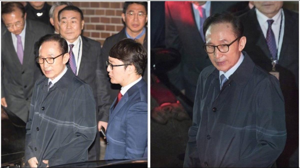 青瓦臺魔咒?李明博遭羈押 南韓38年來7卸任總統全爆醜聞、4被關