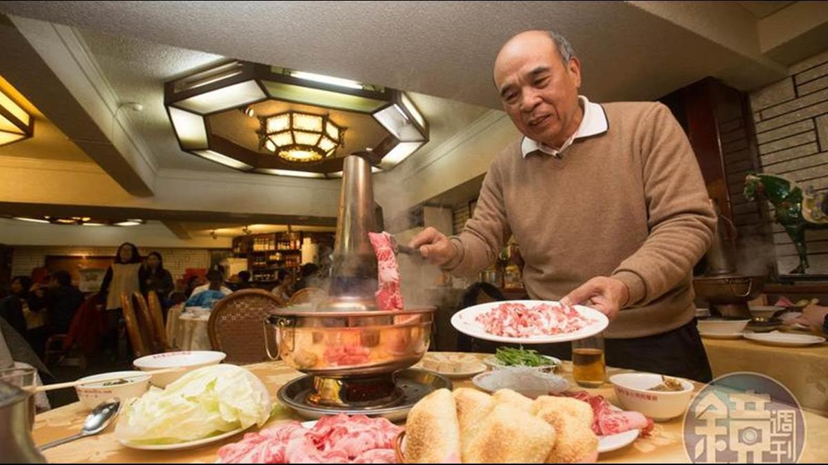 送肉小弟翻身成餐飲老闆   30年合夥情直比親兄弟