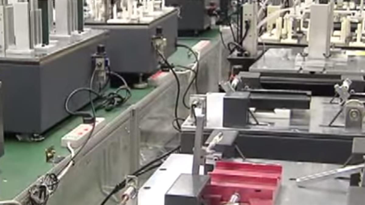 看中美貿易戰  英業達:恐衝擊台灣產業